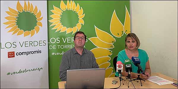 Israel Muñoz y Carmen Morate de Los Verdes- Torrevieja