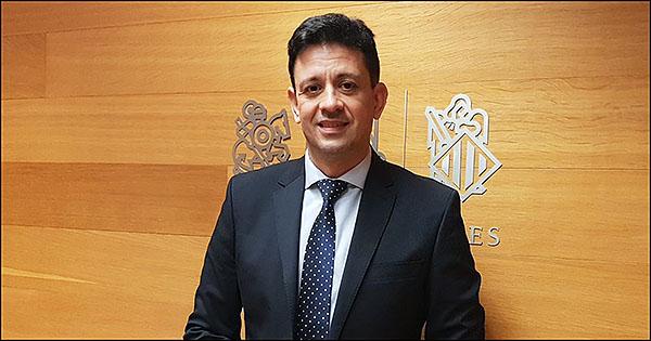 L. J. Zaplana. Portavoz de Sanidad en Las Cortes Valencianas – PP