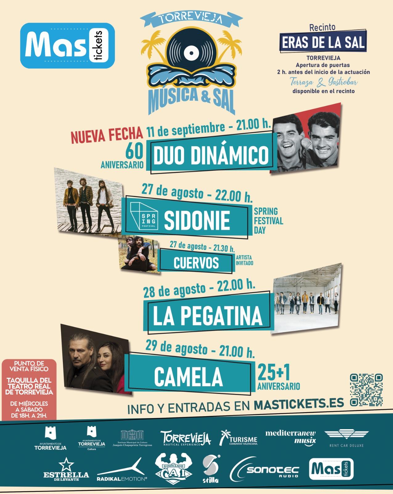 Festival Música y Sal