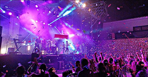 La pegatina en concierto - Torrevieja