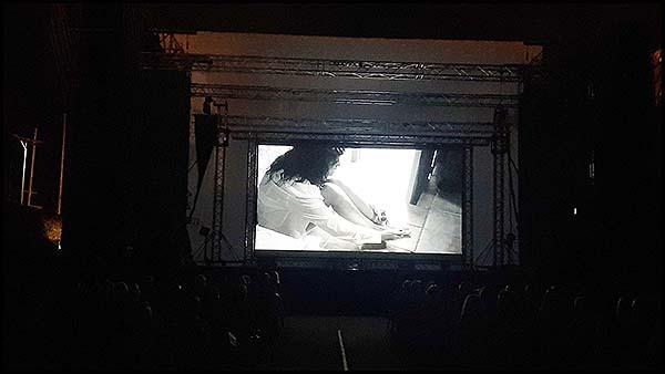 "cortometraje ""Sola"""