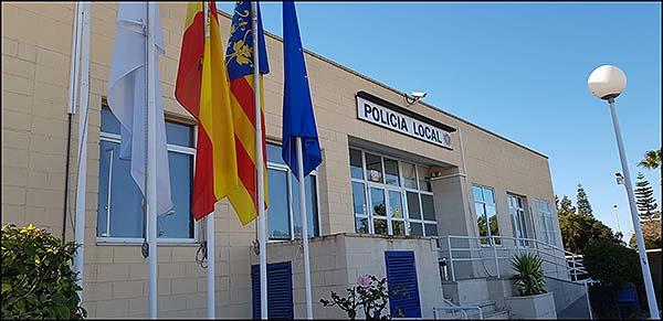 Sede Policía Local de Torrevieja
