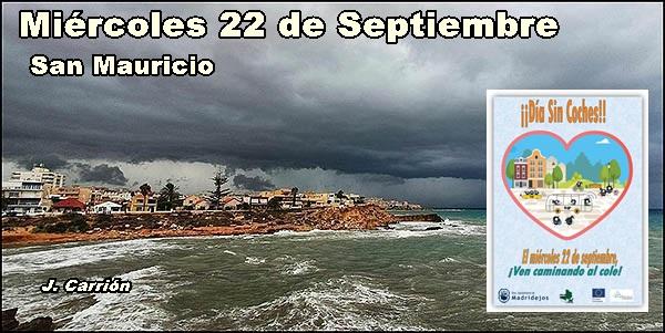 Agenda del Miércoles 22 de septiembre de 2021