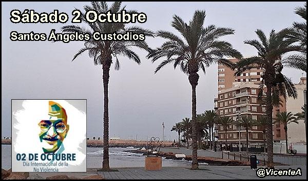 Agenda del fin de semana del 1 al 3 de octubre (II)